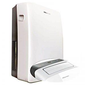 اسپلیت پرتابل سرد و گرم Hisense سری F مدل HPH