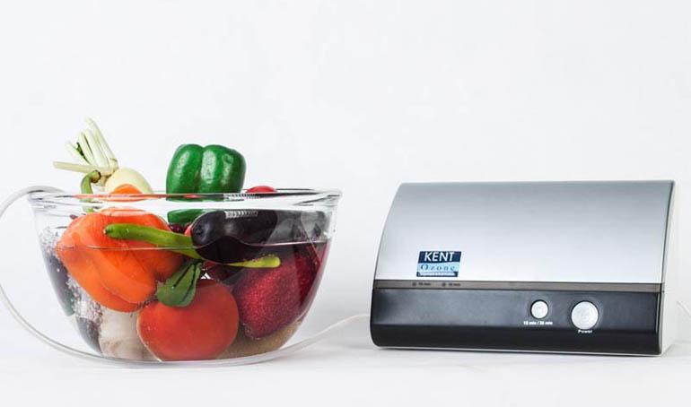 دستگاه ضدعفونی کننده ازونی میوه و سبزیجات کنت KENT
